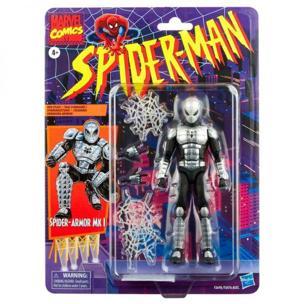 2022 Spider-Armor Mk I Spiderman Marvel Legends 15cm