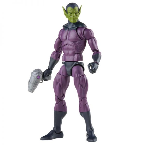 Infiltrado Skrull Marvel Legends 15cm