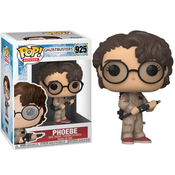Funko POP Ghostbusters Afterlife Phoebe