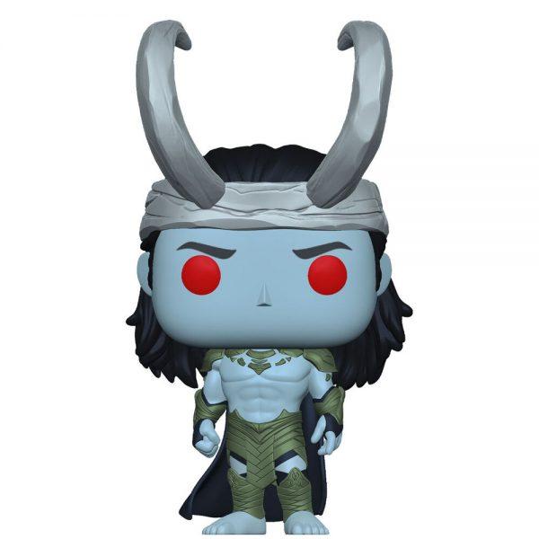 Funko POP Marvel What If Frost Giant Loki