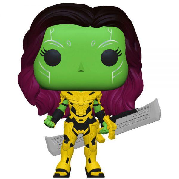 Funko POP Marvel What If Gamora w/Blade of Thanos