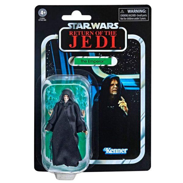 The Emperor Star Wars El Retorno del Jedi Vintage Collection 9,5cm