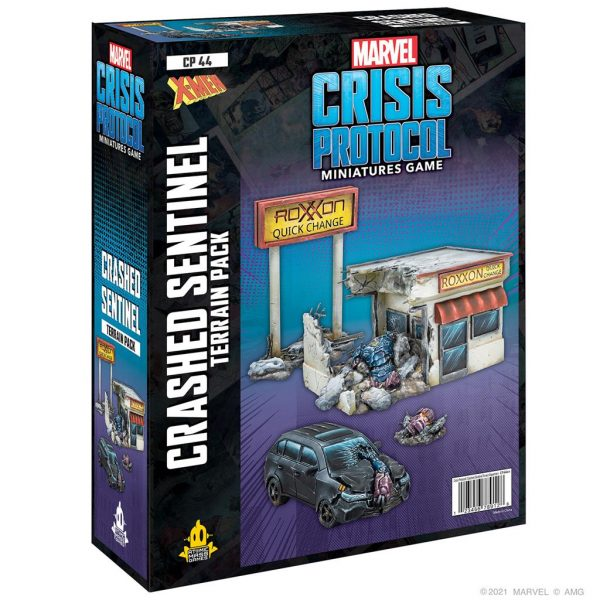 Crashed Sentinel Terrain Expansion