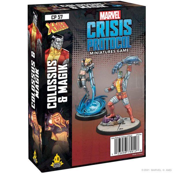 Crisis Protocol Colossus & Magik (EN)